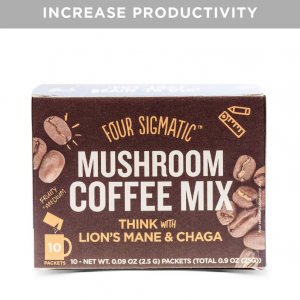 Four Sigmatic Mushroom Coffee Lions Mane