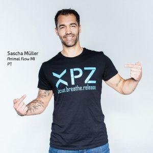 Sascha Müller / Zosch / This Drives Me / Animal Flow Master Instructor / TRX Instructor / Entrepreneur