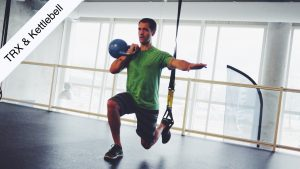 TRX & Kettlebell Training Video